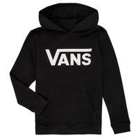 衣服 儿童 卫衣 Vans 范斯 BY VANS CLASSIC HOODIE 黑色