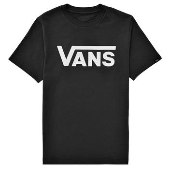 衣服 儿童 短袖体恤 Vans 范斯 BY VANS CLASSIC 黑色