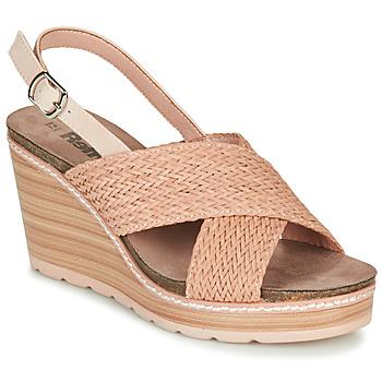 鞋子 女士 凉鞋 Refresh NANI 裸色
