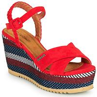 鞋子 女士 凉鞋 Refresh LOCKAL 红色
