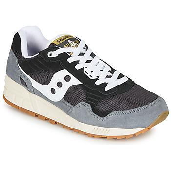 鞋子 男士 球鞋基本款 Saucony Shadow 5000 海蓝色 / 灰色