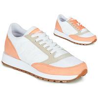 鞋子 女士 球鞋基本款 Saucony Jazz Vintage 白色 / Saumon