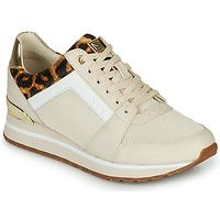 鞋子 女士 球鞋基本款 Michael by Michael Kors BILLIE 米色 / Leopard