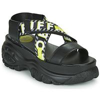 鞋子 女士 凉鞋 Buffalo 1501036 黑色