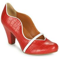 鞋子 女士 高跟鞋 Cristofoli NEFI 红色