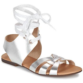 鞋子 女士 凉鞋 Ippon Vintage SAND LINE 银灰色