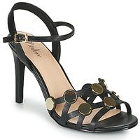 鞋子 女士 凉鞋 Menbur CACCURI 黑色