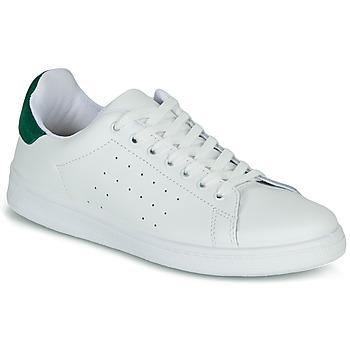 鞋子 女士 球鞋基本款 Yurban SATURNA 白色 / 绿色