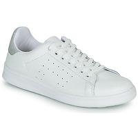 鞋子 女士 球鞋基本款 Yurban SATURNA 白色 / 银灰色