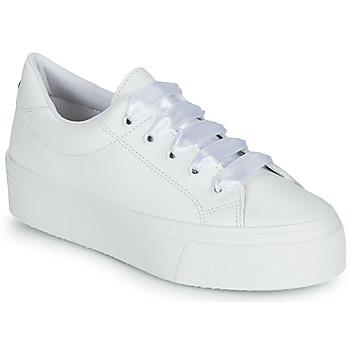 鞋子 女士 球鞋基本款 Yurban JUNNY 白色
