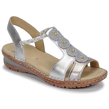 鞋子 女士 凉鞋 Ara HAWAII 白色 / 银灰色