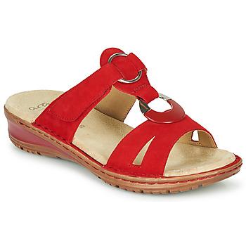 鞋子 女士 凉鞋 Ara HAWAII 红色