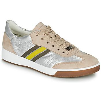 鞋子 女士 球鞋基本款 Ara ROM-HIGHSOFT 银灰色 / 米色 / 黄色