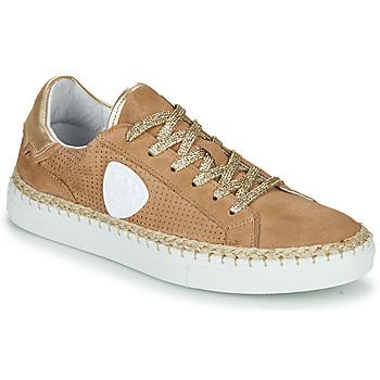 鞋子 女士 球鞋基本款 Philippe Morvan GIFT 米色