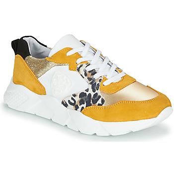 鞋子 女士 球鞋基本款 Philippe Morvan VIRGIL 黄色 / 白色