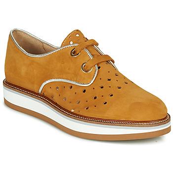 鞋子 女士 德比 Philippe Morvan NAXY 棕色