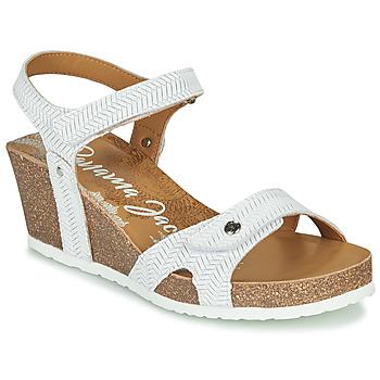 鞋子 女士 凉鞋 Panama Jack 巴拿马 杰克 JULIA 白色