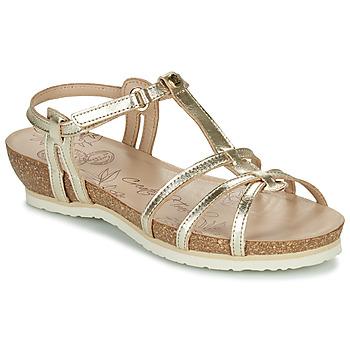 鞋子 女士 凉鞋 Panama Jack 巴拿马 杰克 DORI 金色