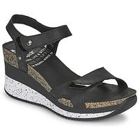 鞋子 女士 凉鞋 Panama Jack 巴拿马 杰克 NICA 黑色