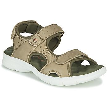 鞋子 男士 凉鞋 Panama Jack 巴拿马 杰克 SALTON 绿色