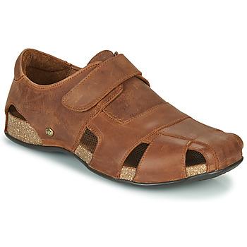 鞋子 男士 凉鞋 Panama Jack 巴拿马 杰克 FLETCHER 棕色