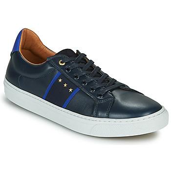 鞋子 男士 球鞋基本款 Pantofola d'oro ZELO UOMO LOW 蓝色