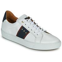 鞋子 男士 球鞋基本款 Pantofola d'oro ZELO UOMO LOW 白色
