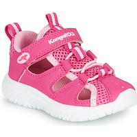 鞋子 女孩 凉鞋 Kangaroos KI-ROCK LITE EV 玫瑰色