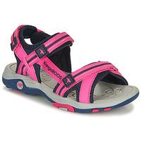 鞋子 女孩 凉鞋 Kangaroos K-LENI 玫瑰色