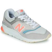 鞋子 女士 球鞋基本款 New Balance新百伦 997 灰色 / 蓝色 / 玫瑰色