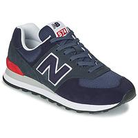 鞋子 球鞋基本款 New Balance新百伦 574 蓝色