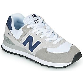 鞋子 球鞋基本款 New Balance新百伦 574 灰色