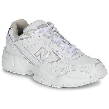 鞋子 女士 球鞋基本款 New Balance新百伦 452 白色