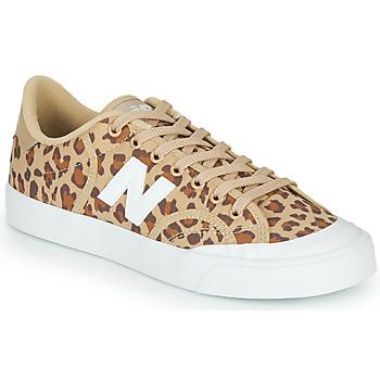 鞋子 女士 球鞋基本款 New Balance新百伦 PROCTSEM 棕色