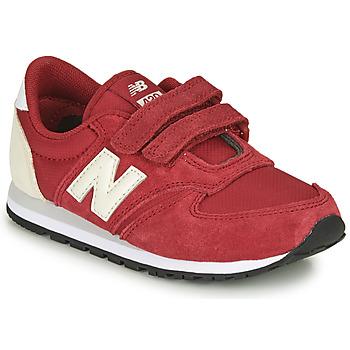 鞋子 儿童 球鞋基本款 New Balance新百伦 420 红色