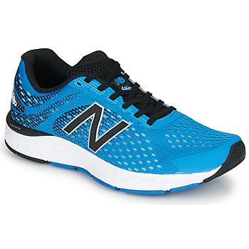 鞋子 男士 跑鞋 New Balance新百伦 M680SE7 蓝色