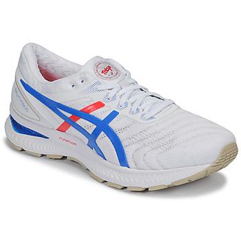 鞋子 男士 跑鞋 Asics 亚瑟士 GEL-NIMBUS 22 - RETRO TOKYO 白色