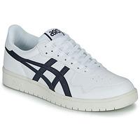 鞋子 男士 球鞋基本款 Asics 亚瑟士 JAPAN S 白色 / 黑色