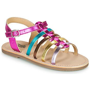 鞋子 女孩 凉鞋 Citrouille et Compagnie MAYANA 多彩