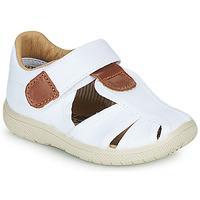 鞋子 男孩 凉鞋 Citrouille et Compagnie GUNCAL 白色