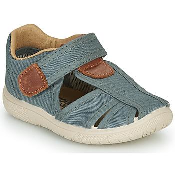 鞋子 男孩 凉鞋 Citrouille et Compagnie GUNCAL 灰色