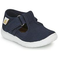鞋子 儿童 平底鞋 Citrouille et Compagnie MATITO 海蓝色