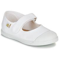 鞋子 儿童 平底鞋 Citrouille et Compagnie APSUT 白色