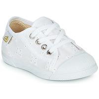 鞋子 女孩 球鞋基本款 Citrouille et Compagnie MALIKA 白色