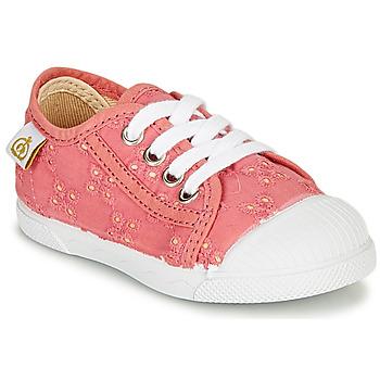 鞋子 女孩 球鞋基本款 Citrouille et Compagnie MALIKA 玫瑰色
