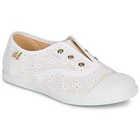 鞋子 女孩 球鞋基本款 Citrouille et Compagnie RIVIALELLE 白色