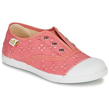 鞋子 女孩 球鞋基本款 Citrouille et Compagnie RIVIALELLE 玫瑰色