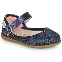鞋子 女孩 平底鞋 Citrouille et Compagnie JARITO 海蓝色