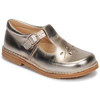 鞋子 女孩 平底鞋 Citrouille et Compagnie MIDINETTE 金色