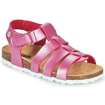 鞋子 女孩 涼鞋 Citrouille et Compagnie MALIA 玫瑰色